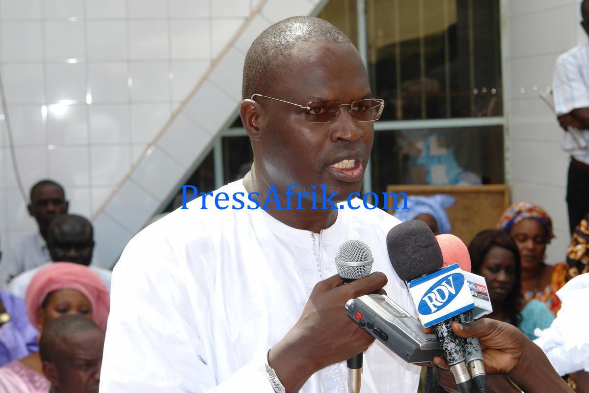 Khalifa Sall sur la dette de Abass Ndao: « Nous ne pouvons pas payer les trois (3) milliards CFA»