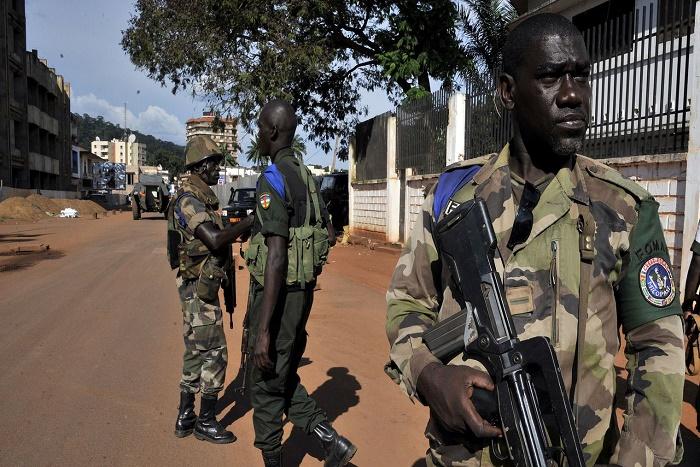 Centrafrique : 25 morts, dont 6 gendarmes, dans des violences