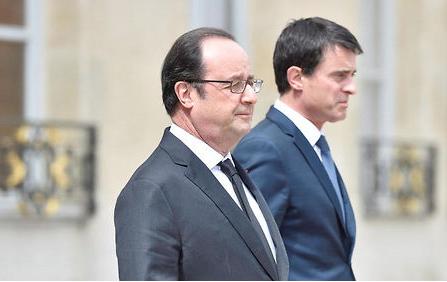 François Hollande remet Manuel Valls à sa place