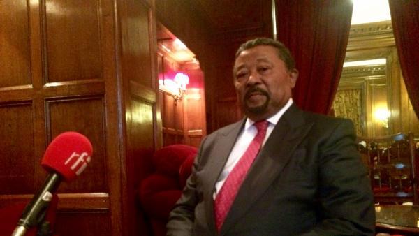 Jean Ping: «Les Gabonais, peuple en danger, demandent l'assistance du monde entier»