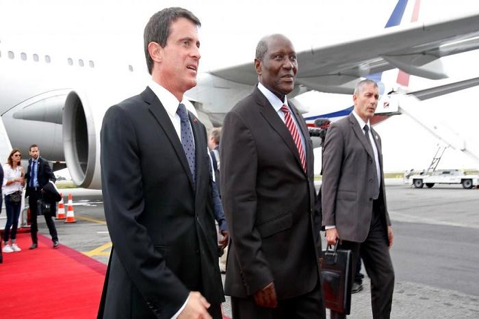 Manuel Valls met sa tournée ouest-africaine au service de ses ambitions