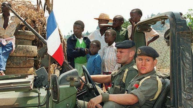 Génocide rwandais : 22 officiers français épinglés