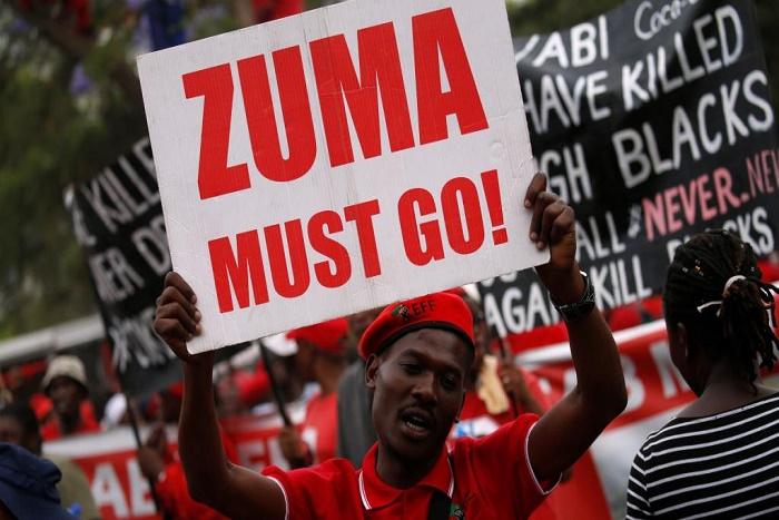 Afrique du Sud: possibles «crimes» de corruption au sommet de l'Etat