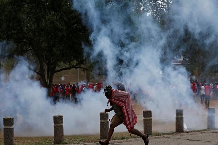 Afrique du Sud: les appels à la démission du président Zuma se multiplient