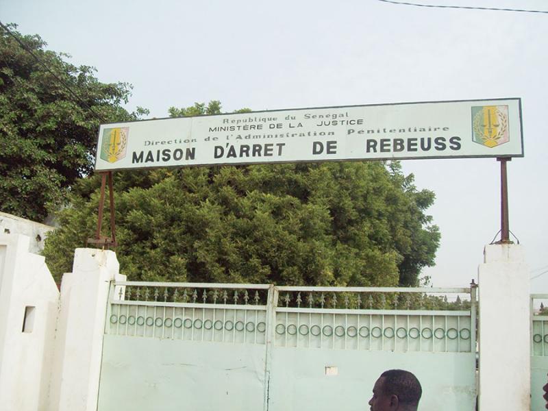 Grève de la faim des détenus du Pavillon spécial : Rebeuss vers de nouvelles tensions?