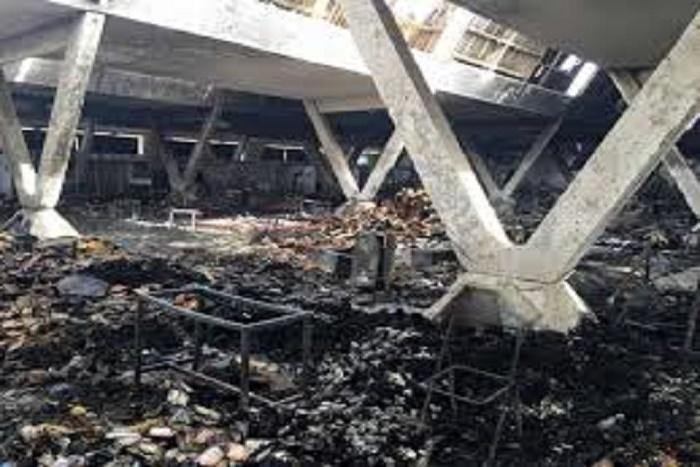 Incendie de la foire : le collectif des sinistrés du Cices bat le macadam, ce jeudi