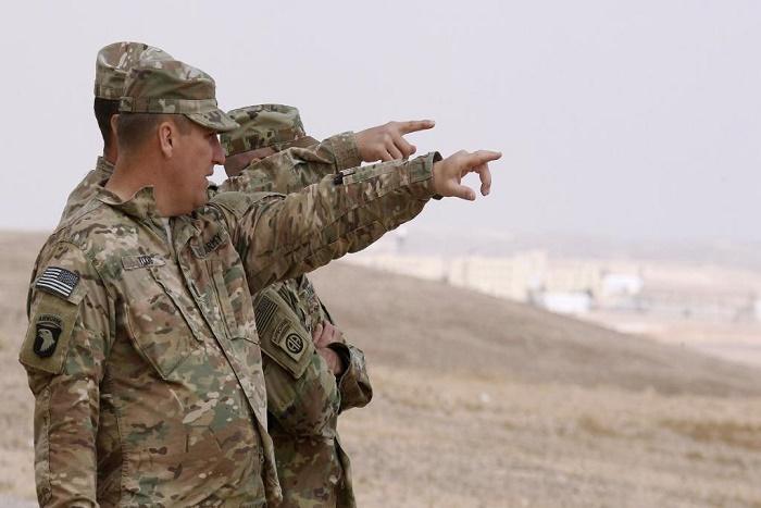 Jordanie: 3 soldats américains tués dans une fusillade devant un camp militaire