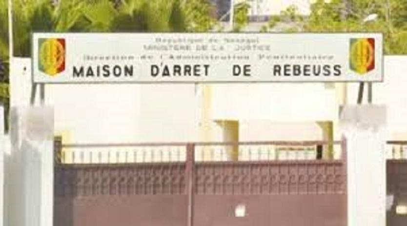 Rebeuss: leur santé incompatible avec le milieu carcéral, l'ASRED demande la liberté provisoire pour 7 détenus