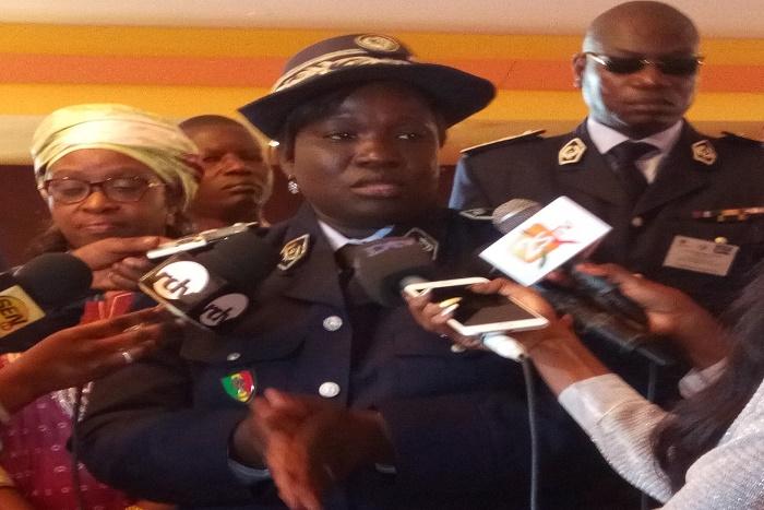 «Les actes de viol sont aujourd'hui commis par les agents des missions de maintien de la paix», Commissaire Sanou Diouf