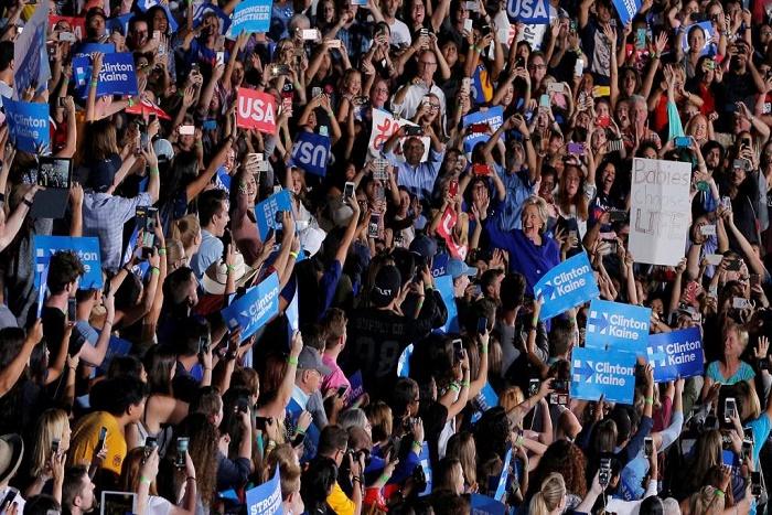 Elections USA 2016: les jeunes vont-ils répondre à l'appel des urnes?
