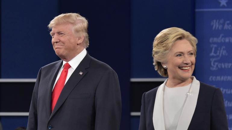 Présidentielle américaine: les Américains votent pour départager Hillary Clinton et Donald Trump