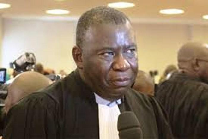 Grève du Sytjust : Me Assane Dioma Ndiaye invite l'Etat à ouvrir des négociations