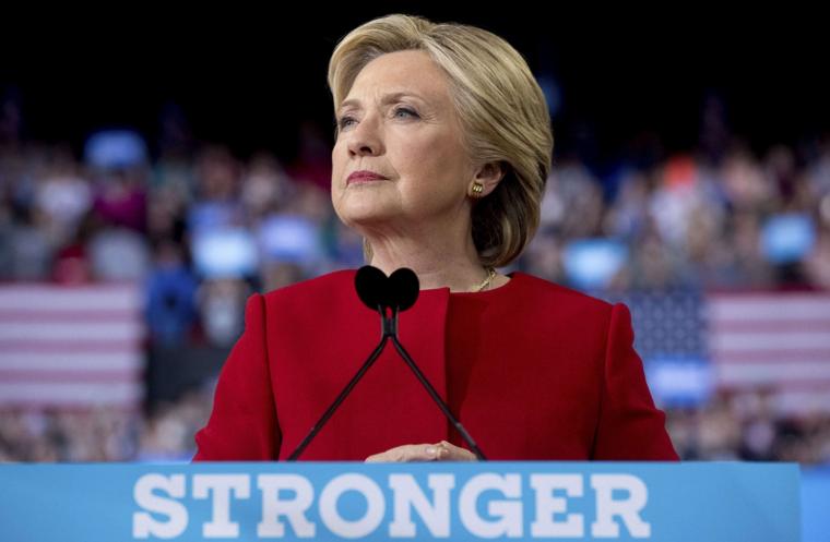 Résultat élection américaine 2016 : Clinton gagnante selon les premières projections
