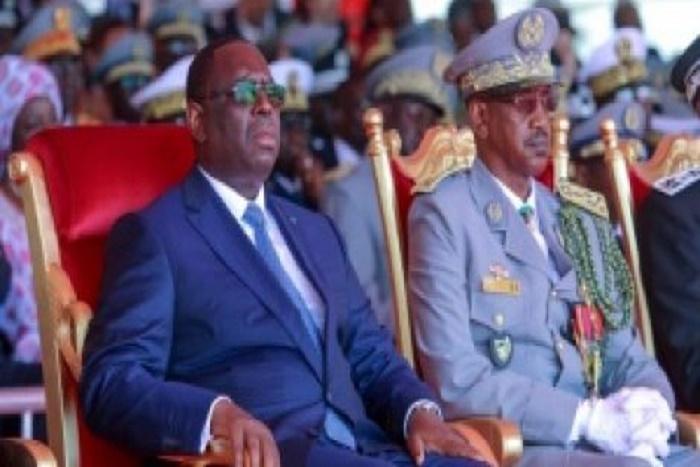 Journée des Forces armées : Macky Sall plaide pour une armée forte et dissuasive