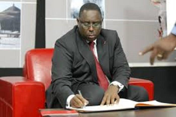 Gestion des ressources : Macky Sall nomme les membres du COS-PETROGAZ