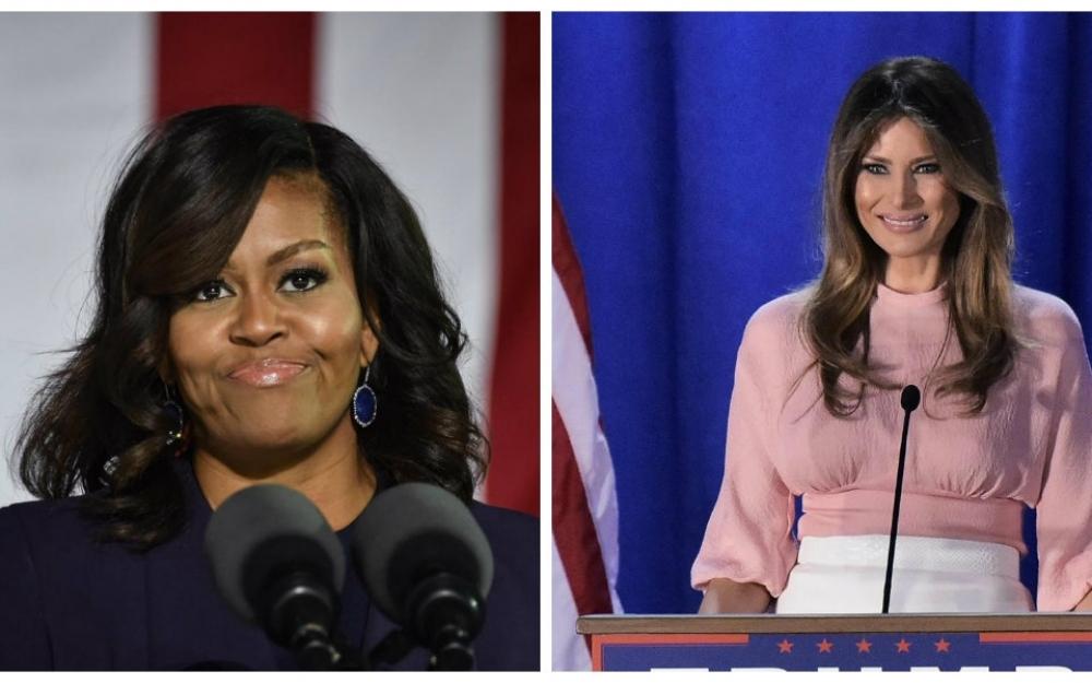 Melania Trump et Michelle Obama: rencontre du troisième type à la Maison Blanche