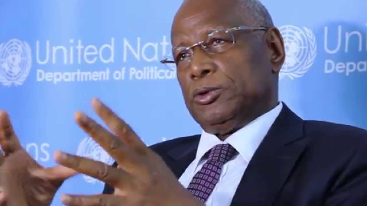 Bathily le candidat idéal pour diriger la Commission de l'UA. Oui professeur !