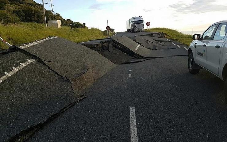 VIDEO. Nouvelle-Zélande: un nouveau séisme de magnitude 6,3 frappe le pays