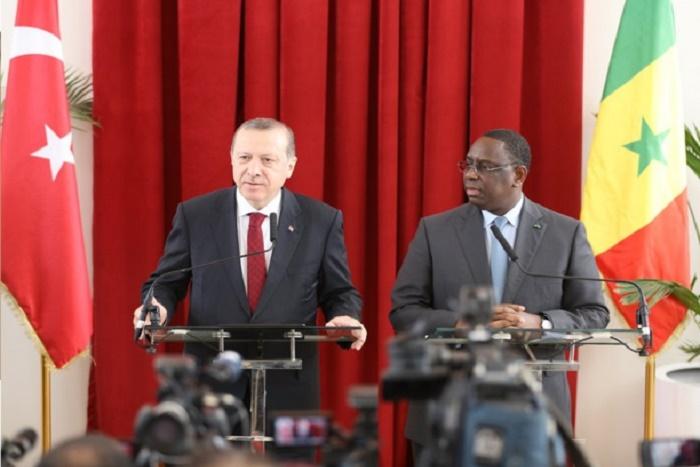 Brouille entre Dakar et Ankara: Macky engage le bras de fer avec Erdogan