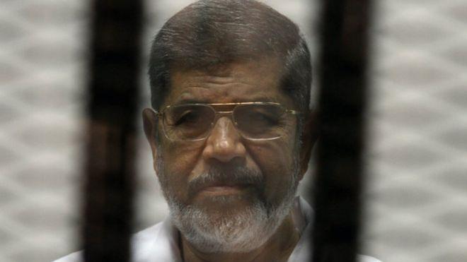 Mohamed Morsi a été condamné à quatre reprises depuis sa destitution par l'armée en 2013.