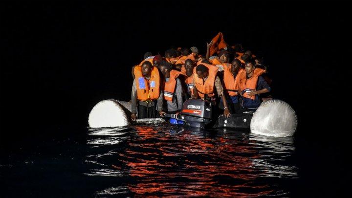 Méditerranée : 550 migrants sauvés par les garde-côtes italiens