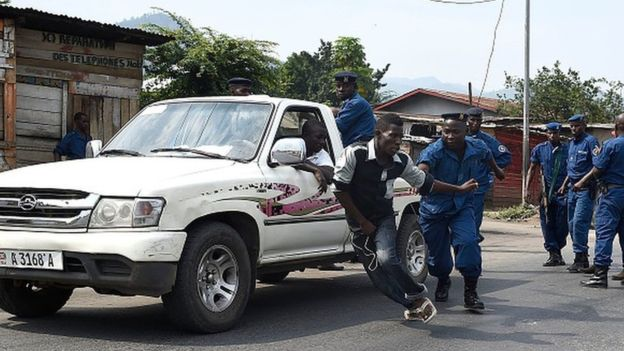 Risque de génocide au Burundi selon la FIDH