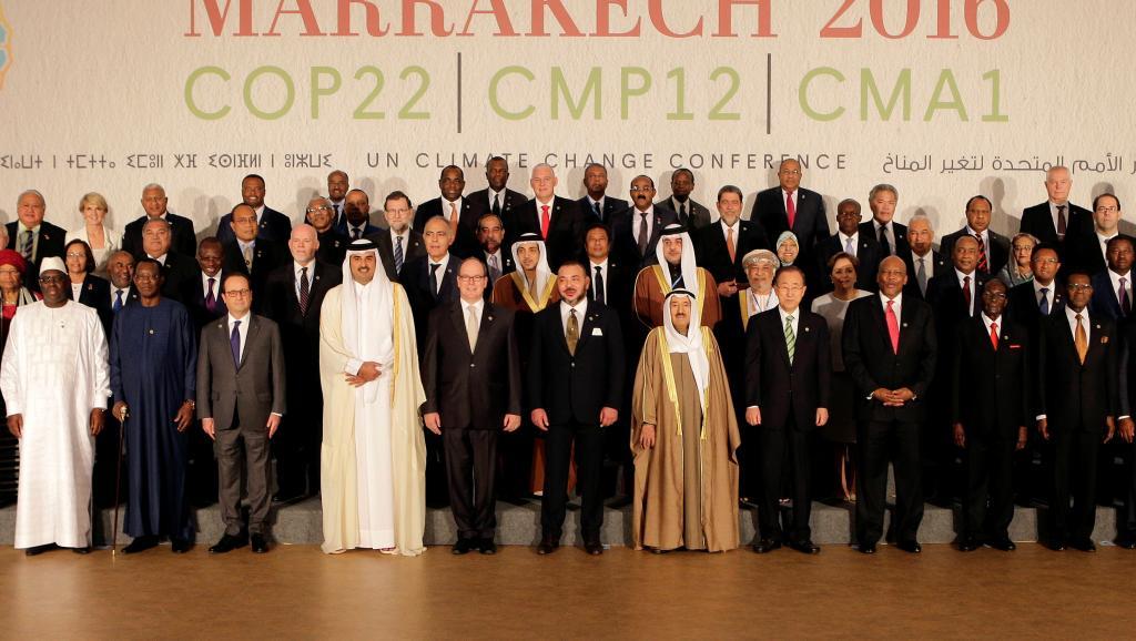 COP22: un sommet africain à l'initiative du Maroc à Marrakech
