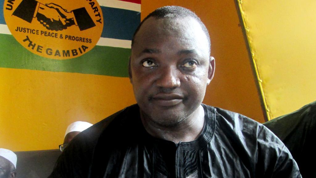 Présidentielle en Gambie: l'opposition unie derrière son candidat