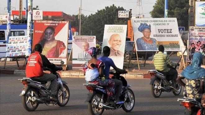 Mali : l'insécurité pèse sur le scrutin de dimanche
