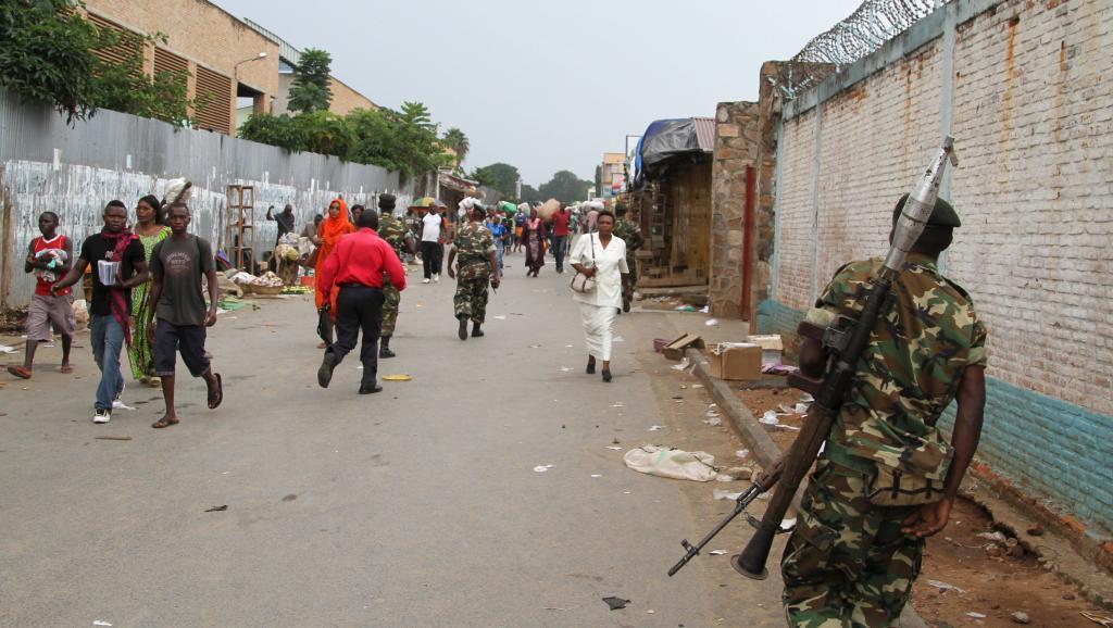 Burundi: un «déficit remarquable» de Tutsis à l'école des officiers