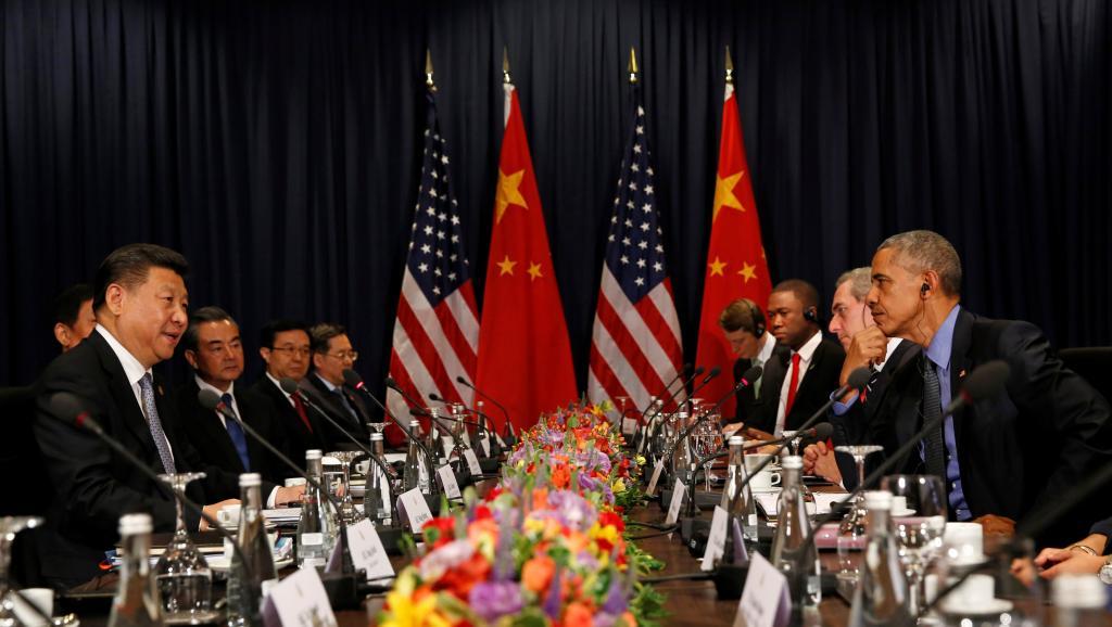 Sommet de l'Apec: Les relations Etats-Unis-Chine à un «moment charnière»