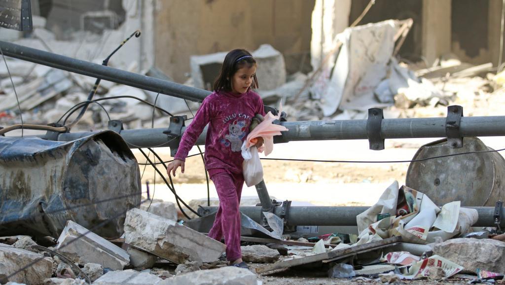 Syrie: Barack Obama ne cache pas son pessimisme sur l'avenir de la Syrie