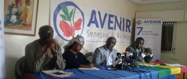 Dérives sécuritaires dans le pays: «Avenir Senegaal bi ñu bëgg» interpelle et met en garde le gouvernement
