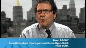 """""""La CPI doit s'allier avec les victimes"""", (par REED BRODY)"""