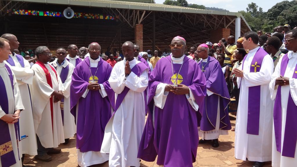 Burundi: le pouvoir interpelle l'Eglise catholique