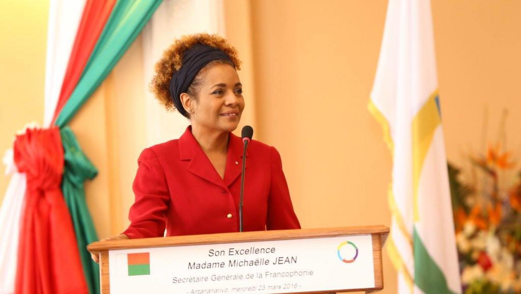 Sommet de la Francophonie: les «nouveaux territoires» de Michaëlle Jean