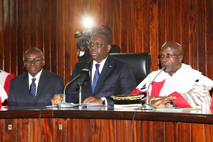 Statut des magistrats : Macky Sall reste ferme sur sa position