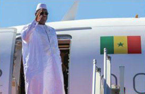 Sommet Francophonie à Antananarivo: le président Sall a quitté Dakar ce vendredi