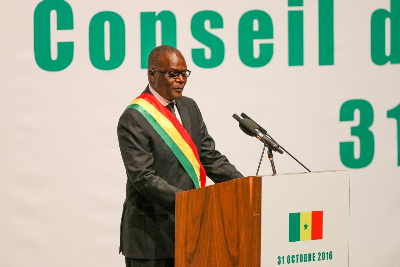 HCCT: la composition du bureau - Pape Maël Thiam, 1er vice-président