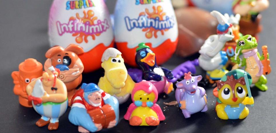Kinder accusé de faire confectionner ses jouets par des enfants roumains