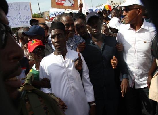Marche de protestation ce 21 décembre: Mankoo Wàattu Senegaal reprend du poil de la bête