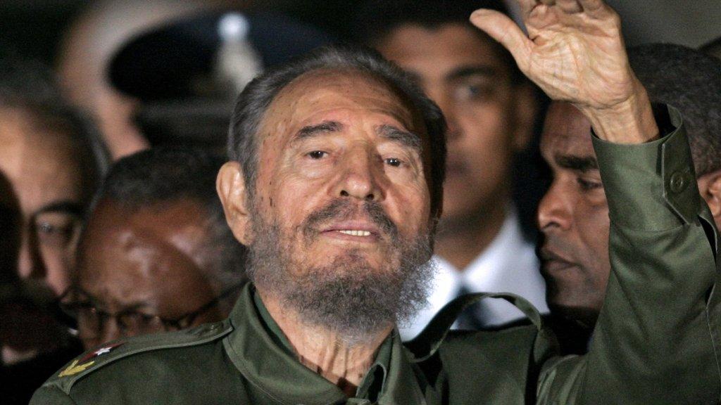 Les funérailles de Fidel Castro le 4 décembre à Santiago de Cuba