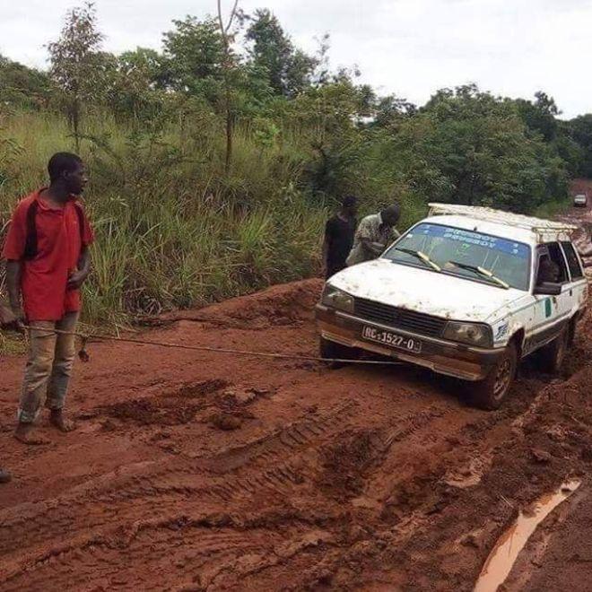 """""""Les routes tuent en Guinée plus que le paludisme"""""""