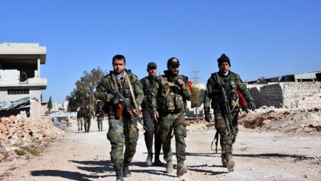 Syrie: l'armée reprend le plus grand quartier du secteur rebelle à Alep