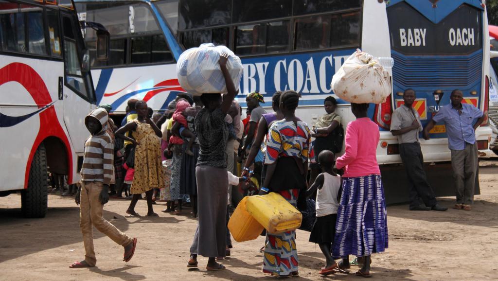 Ouganda: l'arrivée des réfugiés sud-soudanais crée une dynamique économique