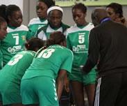 "CAN féminine Handball: l'Angola freine les ""Lionnes"", (31-18)"