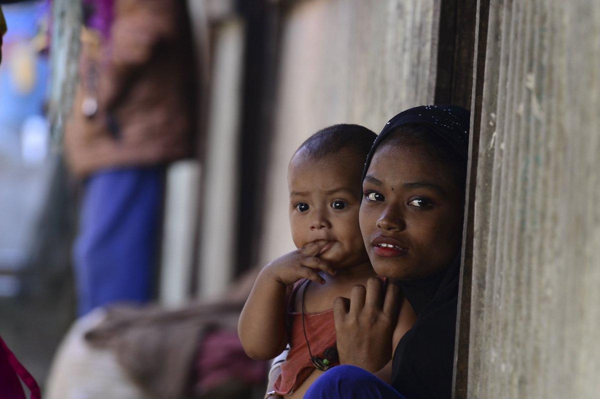 Birmanie: au moins 10.000 Rohingyas passés au Bangladesh depuis le mois dernier