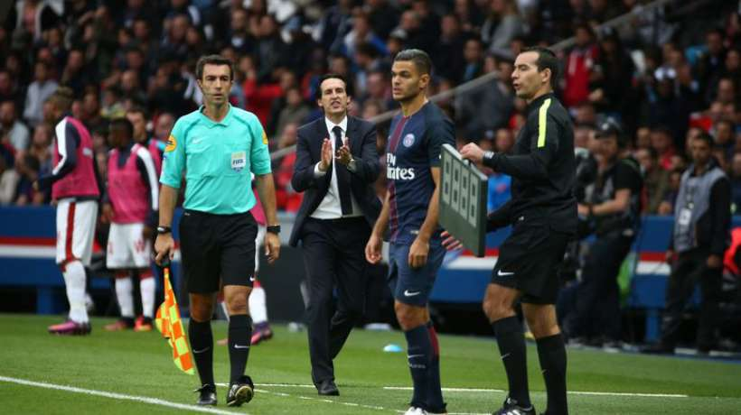 PSG : Emery encense Ben Arfa mais...
