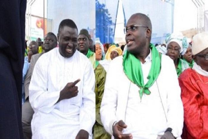 En direct du tribunal : Khalifa Sall et Bamba Fall présents ; les partisans de Tanor aux abonnés absents