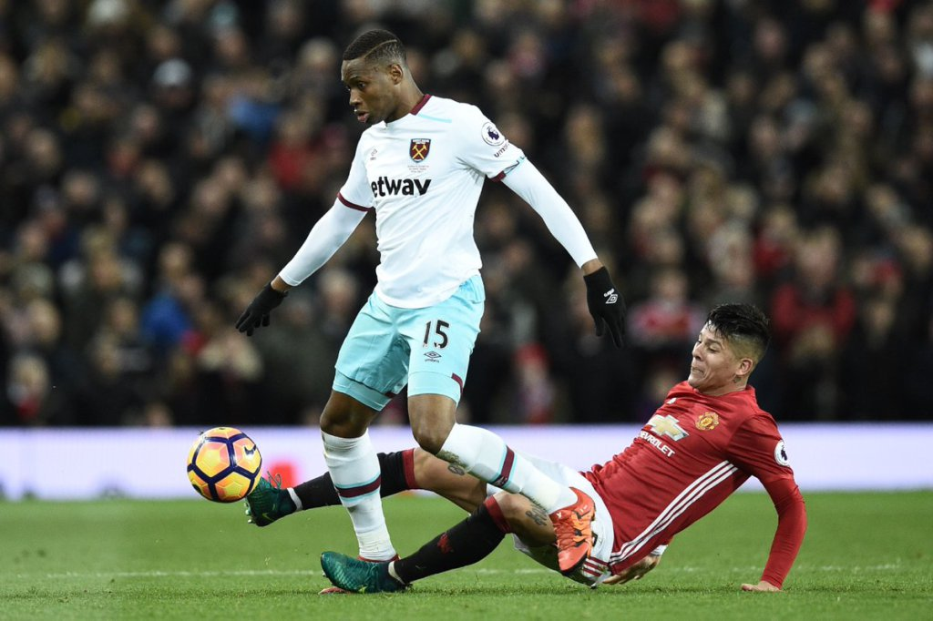 West Ham : Coup dur pour Diafra Sakho absent pour 6 semaines